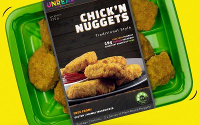 Unreal Co. Chick'n Nuggets