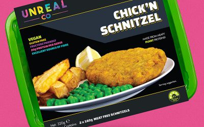 Unreal Co. Chick'n Schnitzel